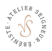 Logo Atelier Seigneur, artisan d'art restauration et ébénisterie